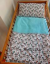 Textil - Obliečky do postieľky - 8445584_