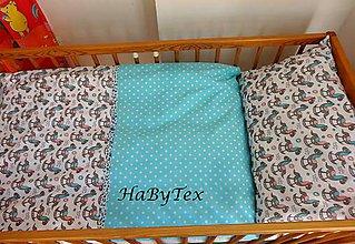 Textil - Obliečky do postieľky - 8445583_