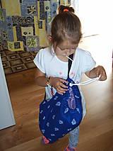 Detské tašky - príručný vak - 8445579_