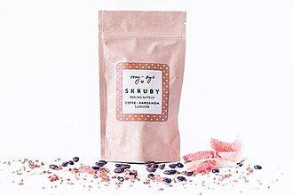 Drogéria - SKRUBY-telový píling Coffe-Cardamom - 8443558_