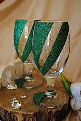 Nádoby - Svadobné poháre pre naše detičky - 8448198_