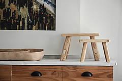 Dekorácie - mini stolček XS - 8447067_