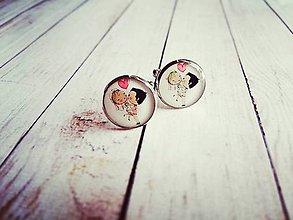 Šperky - Manžetové gombíky - 8447094_