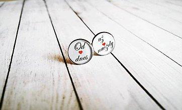 Šperky - Manžetové gombíky - 8447914_