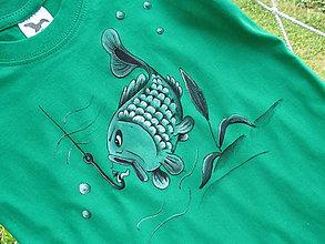 Tričká - Rybárovi - 8446709_