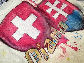 Detské oblečenie - Little girl from Swiss - 8446901_