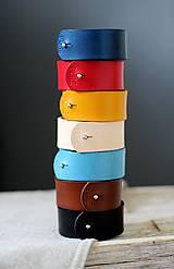Kabelky - Listová kabelka MINI CLUTCH ROYAL BLUE - 8447937_