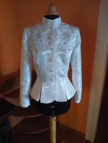 Kabáty - Kabátik  elegant - 8447979_