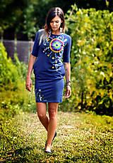 - Šaty - Blue Shine - 8446117_