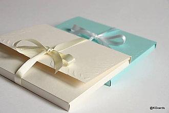 Papiernictvo - Obal na cd/dvd + foto 10x15 - 8448736_