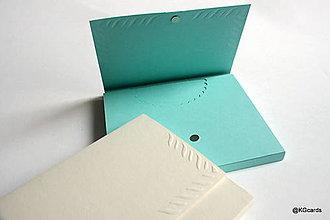 Papiernictvo - Obaly na cd/dvd + foto 10x15 + zapinanie na magnet - 8448767_