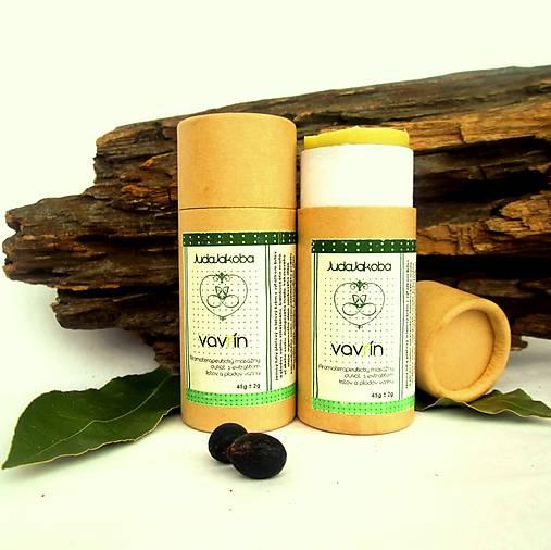 Aromaterapeutický masážny dukát VAVRÍN