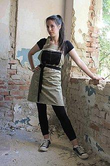 Iné oblečenie - zástera Miss Harley - 8449280_