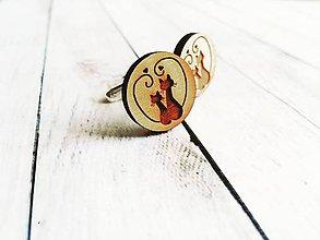 Šperky - Svadobné manžetové gombíky - 8449115_