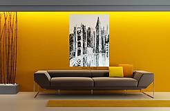"Obrazy - ""GOLDEN GATE"" -mesto San Francisco - 8448623_"