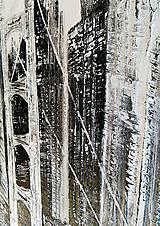 "Obrazy - ""GOLDEN GATE"" -mesto San Francisco - 8448628_"