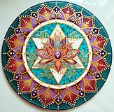 Mandala/ Rozum a cit