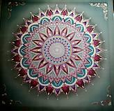Mandala/ Strážca snov, pokoja a milosti