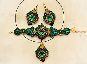 Sady šperkov - Marrakesh - sada - 8449645_