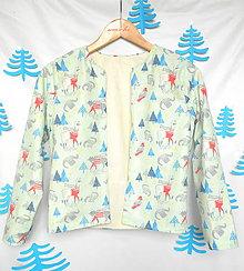 Kabáty - dámske sáčko Snowball - 8453220_