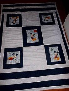 Textil - PŘEHOZ 140 x 200cm...obrázkový - 8451603_