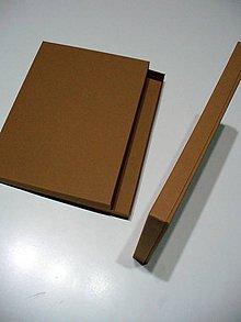 Krabičky - nízka krabička 1cm - 8453124_