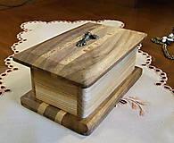 Krabičky - Šperkovnica - 8452247_
