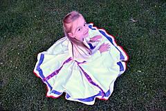 Sukne - Krojová suknička sa točí dokoliečka - 8454235_