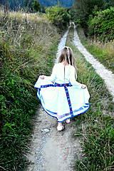 Sukne - Krojová suknička sa točí dokoliečka - 8454282_