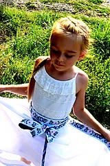 Sukne - Krojová suknička sa točí dokoliečka - 8454448_