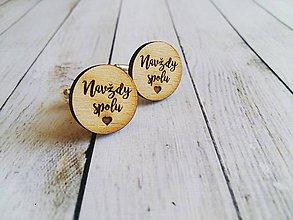Šperky - Manžetové gombíky - 8457414_