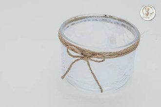 Svietidlá a sviečky - Svietnik - 8454918_