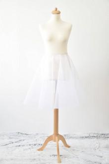 Sukne - Tylová spodnička - 8456495_