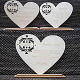 Darčeky pre svadobčanov - Poďakovanie rodičom 3 - 8456860_