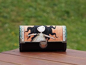 Peňaženky - Peněženka, 12 karet, 2 měny - 8455596_