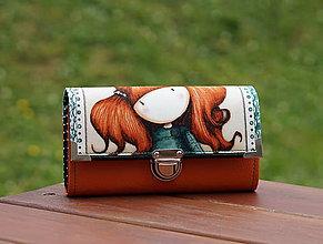 Peňaženky - Peněženka, 12 karet, 2 měny - 8455873_