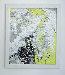 Obrazy - Farebná abstrakcia - 8456132_