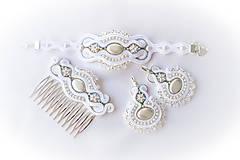 Sady šperkov - Svadba 2017 - svadobný set - 8455503_