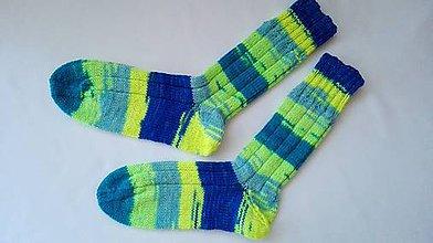 Obuv - ponožky unisex 75%vlny - 8455935_