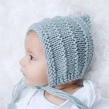 Detské čiapky - Čepček PIXIE na prechodné obdobie - 8460370_