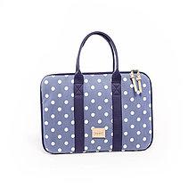 Na notebook - NBbag Dots ll ( rozmer na mieru ) - 8458474_