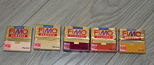 Modelovacie hmoty - FIMO CLASSIC MIX - 8458631_