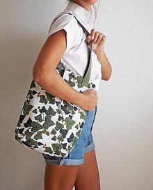 Iné tašky - Plátená taška - 8459085_