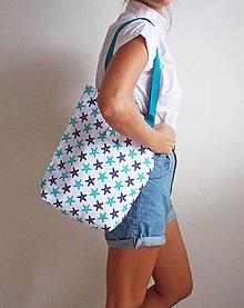 Iné tašky - Plátená taška - 8459111_