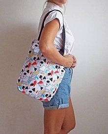 Iné tašky - Plátená taška - 8459186_