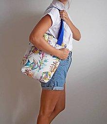 Iné tašky - Plátená taška - 8459195_