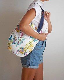 Iné tašky - Plátená taška - 8459202_