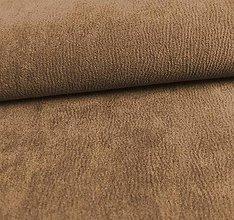 Iný materiál - Toccare esperta (8  brúsená koža - Meď - bronz) - 8460571_