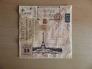 Papier - Paris - 8457652_