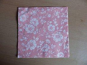 Papier - ružová - 8457657_